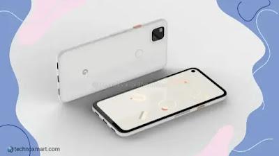 google pixel 4a xl leaks