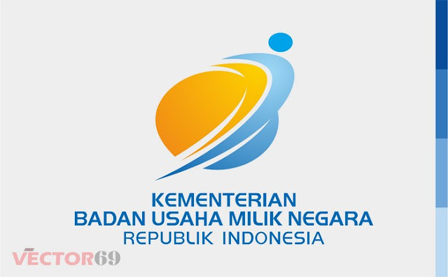 Logo Kementerian BUMN (Badan Usaha Milik Negara) Indonesia - Download Vector File EPS (Encapsulated PostScript)
