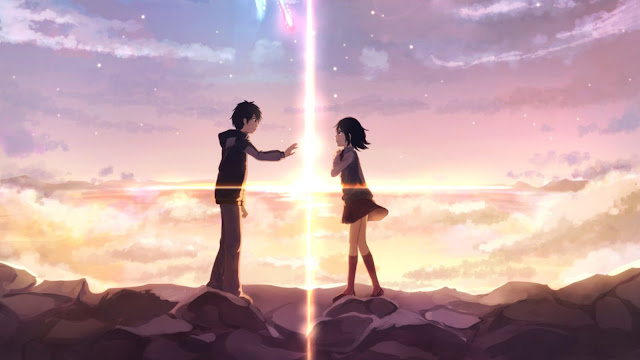 Kimi No Na Wa (2016) Movie Review