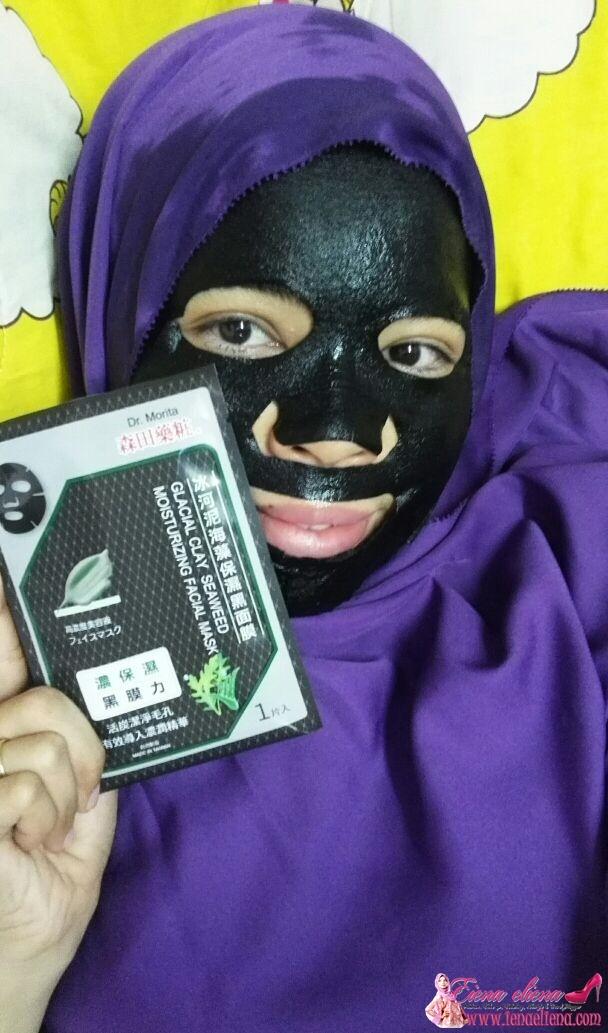 Dr.Morita Clacial Clay Seaweed Moisturizing Facial Mask