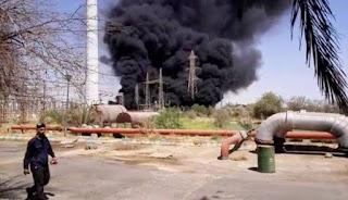 Ledakan Baru Hantam Pembangkit Listrik Iran