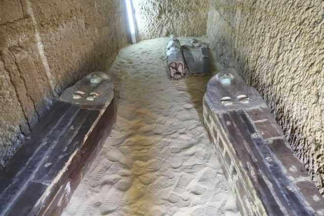 Αίγυπτος: Εντοπίστηκε νεκρόπολη του Παλαιού Βασιλείου που χρονολογείται πριν από 4.500 χρόνια