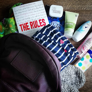 What's in my Grab and Go Bag? Hospital Bag