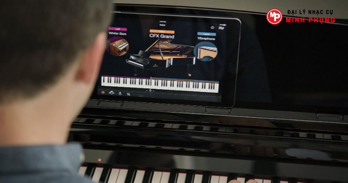 Piano Điện Yamaha Clavinova CLP-170 PE