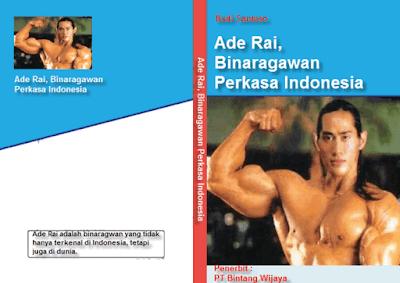Gambar Cover Ade Rai, Binaragawan Perkasa Indonesia www.simplenews.me
