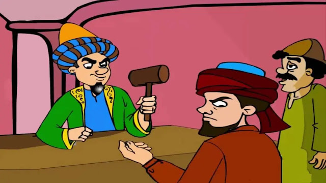قصة الأمير والقاضي الذكي