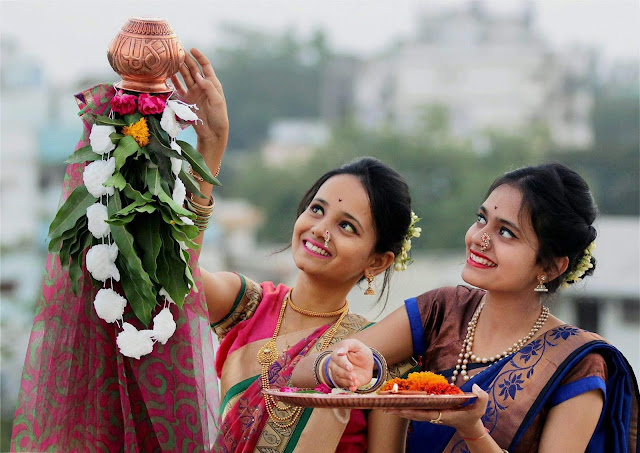 Gudi-Padwa-Celebration