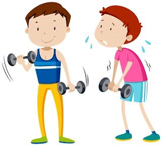 قصة أطفال قصيرة : قوي أم ضعيف.