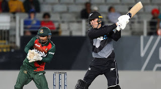 New Zealand vs Bangladesh 3rd T20I 2021 Highlights