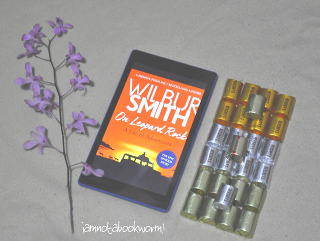 On Leopard Rock: A Life of Adventures by Wilbur Smith | ARC | A Book Review by iamnotabookworm!