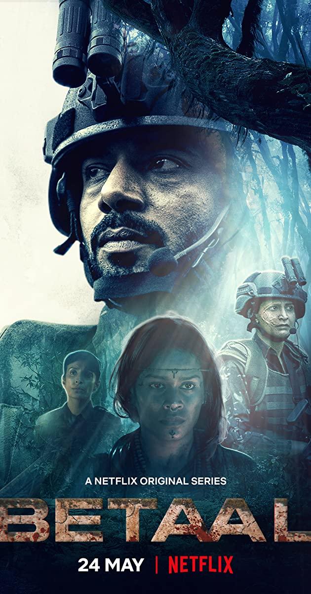 Betaal (2020) Season 1 Complete 480p & 720p WEB-DL Hindi | Netflix Webseries