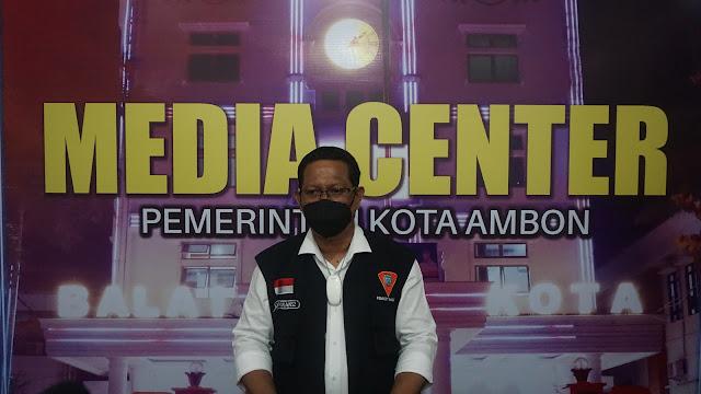 Joy Adriaansz Ungkap Total Penerima Vaksin di Ambon Mencapai 23.935 Orang