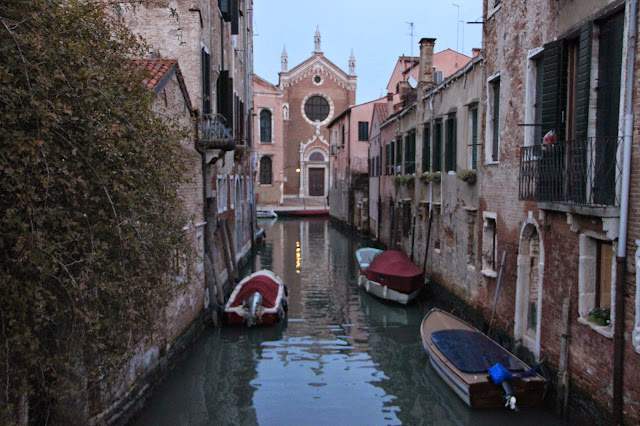 Resultado de imagen de Venecia laberinto canales