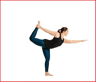 Dancer Pose (Natarajasana) Yoga