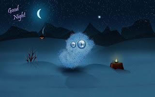 Good Night Funny Image
