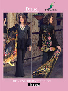Juvi fashion Sarang vol 2 Lawn Cotton pakistani suits open pic