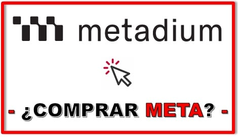 Cómo y Dónde Comprar Criptomoneda METADIUM (META)