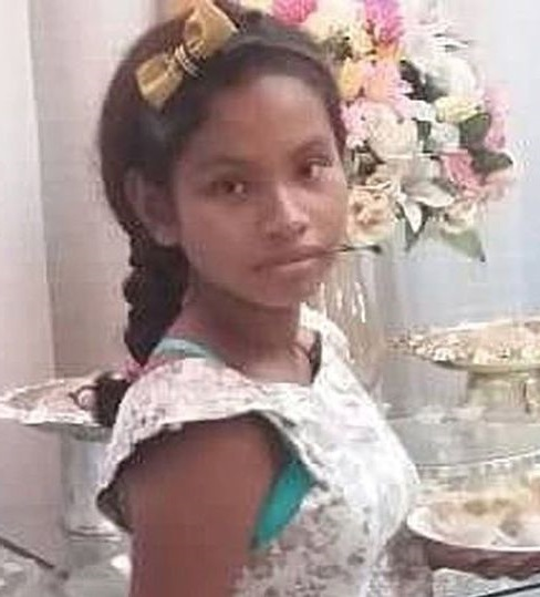 13 year-old girl dies giving birth 'to her dad's baby after years of sexual abuse' (photos)