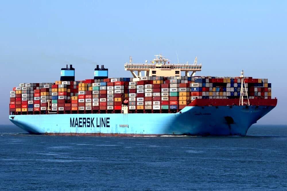 Maersk terá o primeiro navio de contêineres movido a metanol
