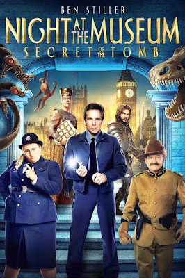 Night at the Museum Secret of the Tomb 2014 Dual Audio Hindi 720p BluRay 800mb