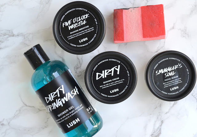 Lush Father's Day Review