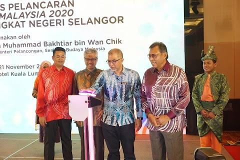 PELANCARAN TAHUN MELAWAT MALAYSIA 2020 (VISIT MALAYSIA 2020) PERINGKAT NEGERI SELANGOR