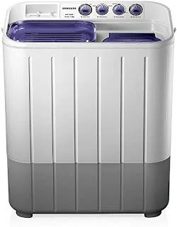 amsung 7.2 kg Semi-Automatic Top Loading Washing Machine
