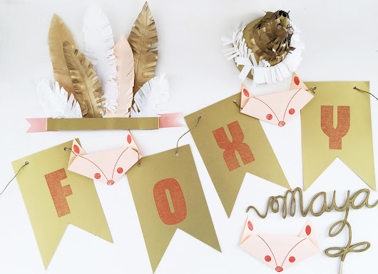 Style Your Next Party With Paper Goods
