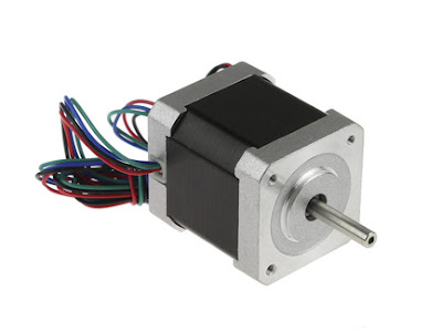 Some difference between DC motor and Stepper motor