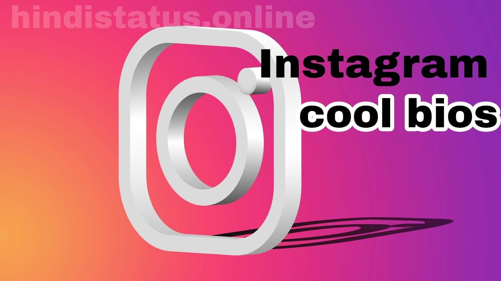 fadu instagram bio,s | cool new instagram bio 2018 hindi - Akshay