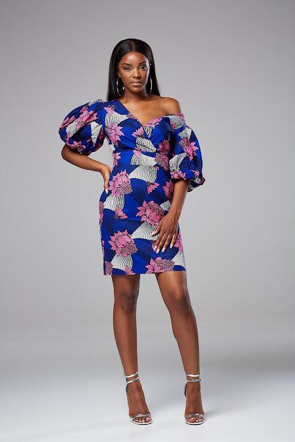 African Print Dresses 2019