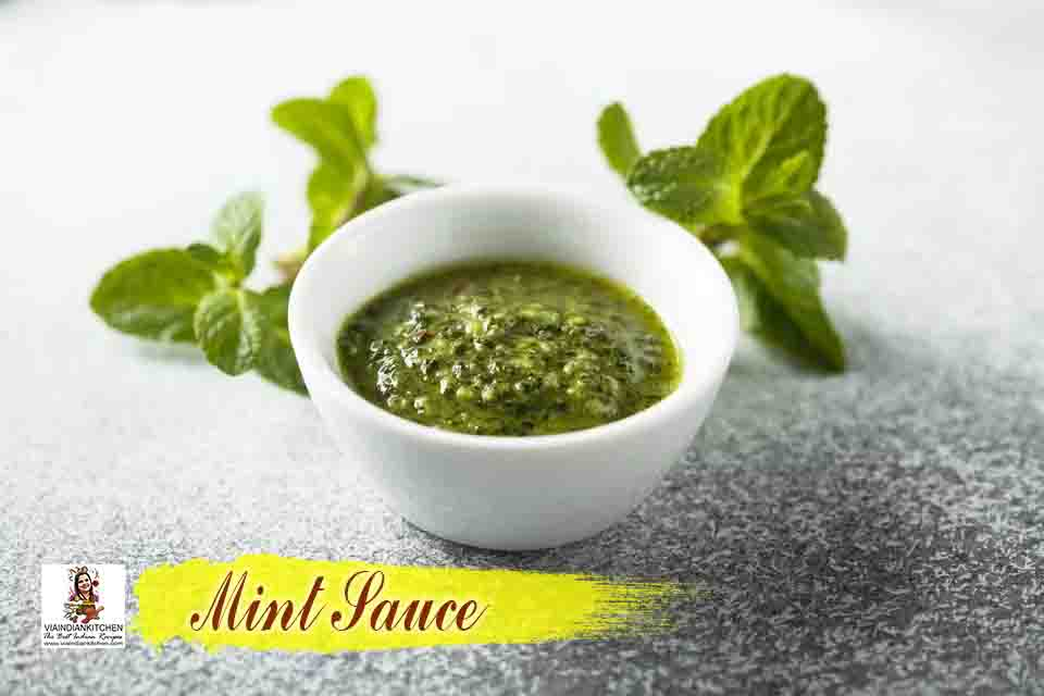 viaindiankitchen - Mint Sauce