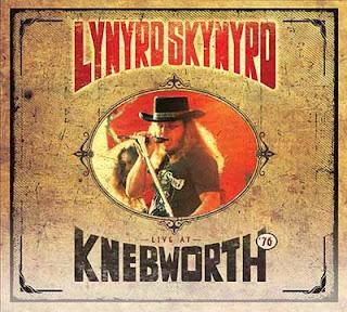 """Ο δίσκος των Lynyrd Skynyrd """"Live At Knebworth '76"""""""