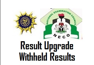 Download and Upgrade Withheld WAEC Result here