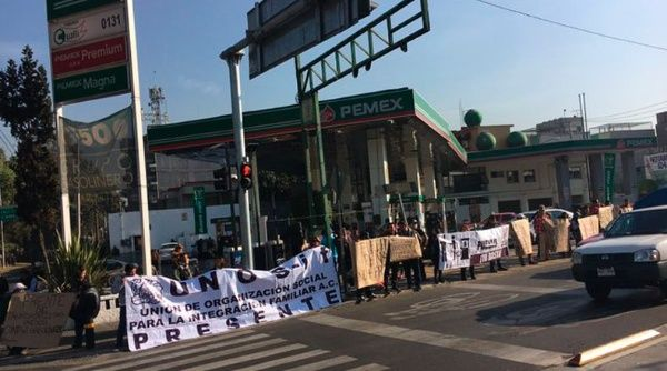 Partidos convocan a nuevas movilizaciones pacíficas en México