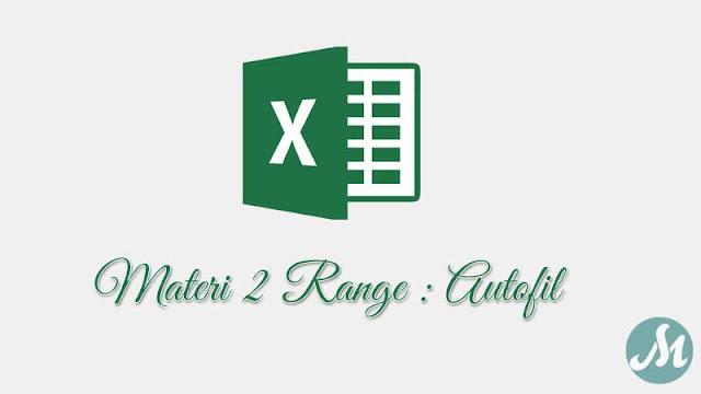 AutoFill Excel