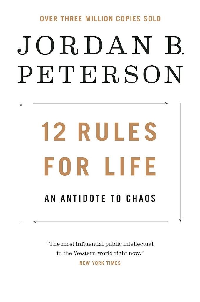 12 Rules for Life Summary - Jordan Peterson
