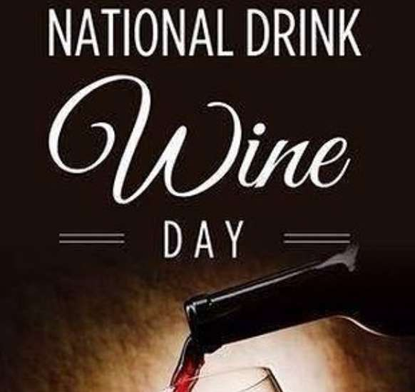 National Drink Wine Day Wishes Sweet Images