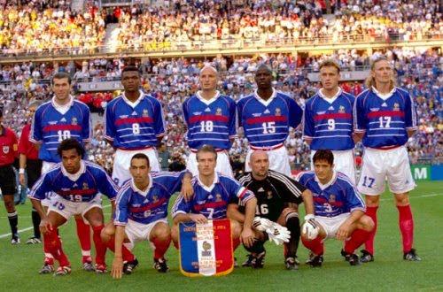 Copa do Mundo de 1998 : o Show de Zidane
