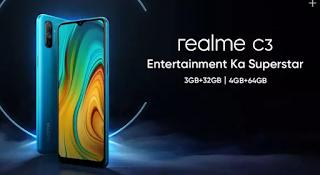 Siap – Siap Realme C3 Akan Diluncurkan Pada 6 Februari