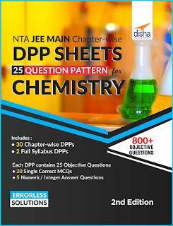 Download Disha NTA JEE Main Chemistry DPP Pdf