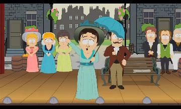 South Park Episodio 15x11 Abajo Broadway