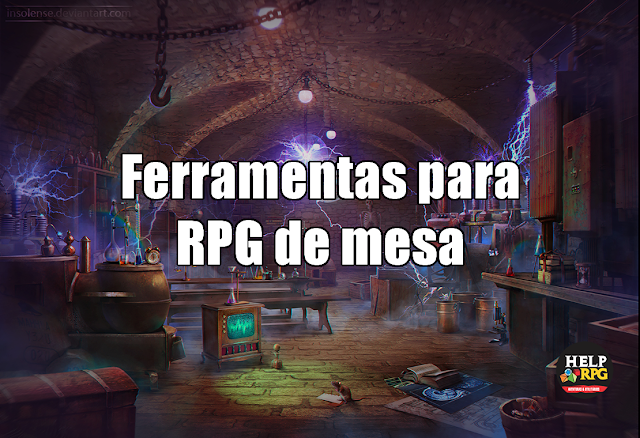 Ferramentas para RPG de mesa