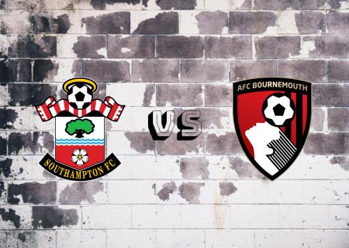 Southampton vs AFC Bournemouth  Resumen y Partido Completo
