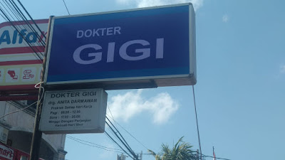 Dokter Gigi Kota Denpasar - Drg. Anita Darmawan