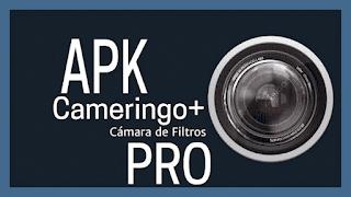 تحميل برنامج الكاميرا Cameringo الاحترافى المدفوع