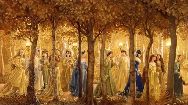 Ламмас — праздник первого дня колдовской осени. Tales12