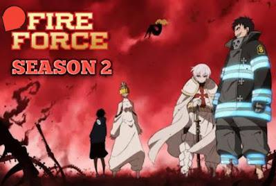 Fire Force Season 2 Episode 24 Subtitle Indonesia