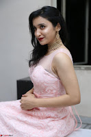 Sakshi Kakkar in beautiful light pink gown at Idem Deyyam music launch ~ Celebrities Exclusive Galleries 071.JPG