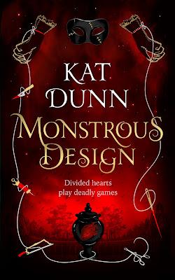 Monstrous Design by Kat Dunn book cover
